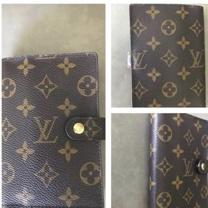 Louis Vuitton PM Notebook Cover